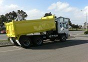 JG Schulz Motor Body Builders, Adelaide, South Australia - Tippers - Cleanskin Tipper