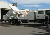 JG Schulz Motor Body Builders, Adelaide, South Australia - Tippers - 5 – 6 Tonne Tipper
