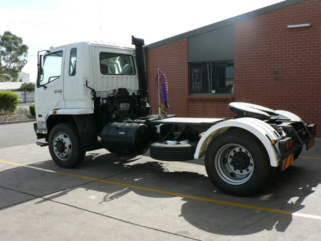 JG Schulz Motor Body Builders, Adelaide, South Australia - Other - Prime Mover
