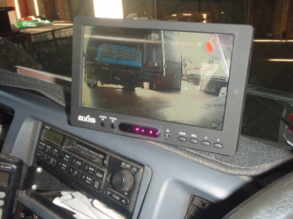 JG Schulz Motor Body Builders, Adelaide, South Australia - Electrical - Reversing Camera