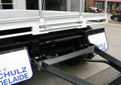 JG Schulz Motor Body Builders, Adelaide, South Australia - Trailers - Trailer Dolly Lock Control