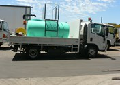 JG Schulz Motor Body Builders, Adelaide, South Australia - Tankers - Poly Water Tankers